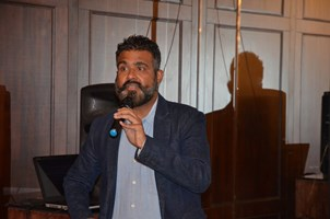 Health Talk by Dr. Rohan Sequeira at NSCI Club