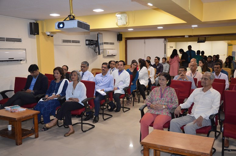 We at Jaslok Hospital & Research Centre celebrated the World Physiotherapy Day 2019 with great fervour on the 8th of September. Here are glimpses from the eventful day.