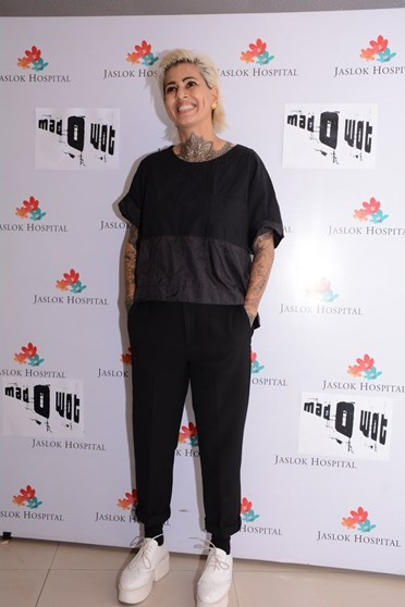 Sapna Bhavnani at Jaslok Hospital